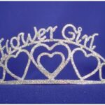 Bridal Party Flower Girl Tiara