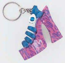 Favor Platform Shoe Keychain