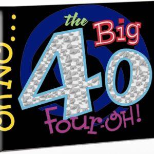 Oh No Big  40 Album
