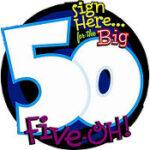 Oh No Big 50 Signing Sheet
