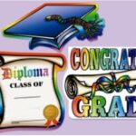 Cutout Graduation Assorted