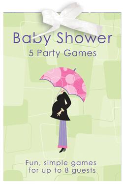 Baby Shower Game Mod Mom