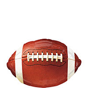 Football Balloon Mylar