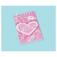 Princess Note Pad
