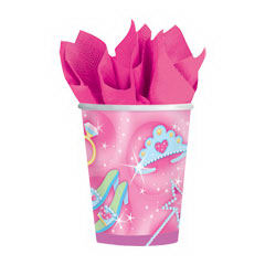 Princess Pristmatic Cups