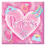 Princess Prismatic Napkins