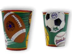 All Sports  Extra paper Cups