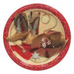 Tableware Western  Dessert Plates
