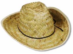 Cowboy Hi Crown Hat