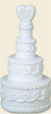 Wedding Bubbles Cake Bubbles  24ct