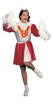 Cheerleader Peggy Pom Pom