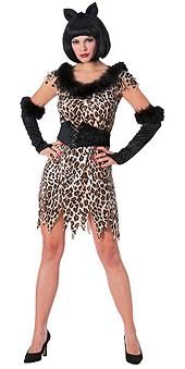 Cavewoman Leopard Queen