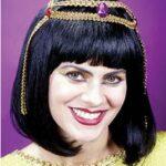 Cleopetra Wig Black