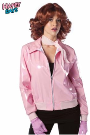 Pinky Tascaredo Happy Days wig
