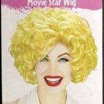 Marilyn Movie Star Wig