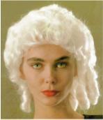 Mrs Claus  Wig