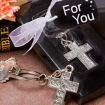 A Cross Keychain Gift/Stocking Stuffer