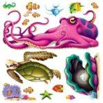 Under Sea Decor Prop