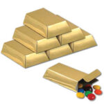 Favor Boxes Gold  12ct