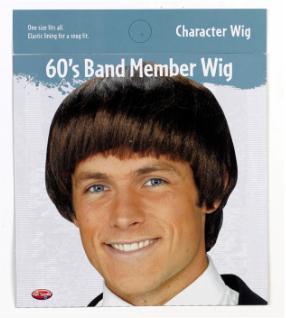 Wig Band Member 60's