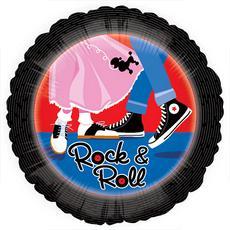50's Rock N Roll   Balloon