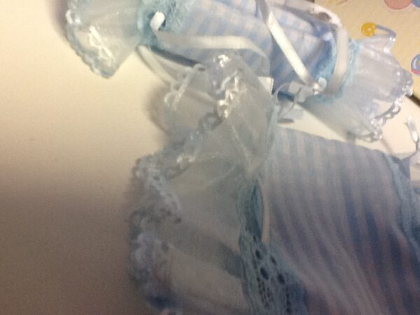 Baby Shower Favor Bags Blue