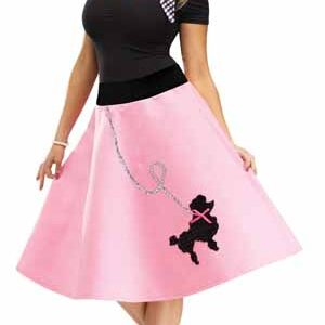 50's Poodle Skirt