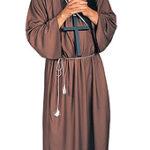 Priest Brown Robe