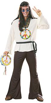 60's Hippie Groovin Man