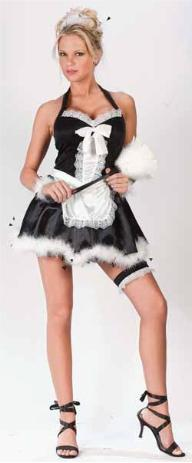French Maid Neat n Sweet