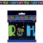 Banner New Year party Tape