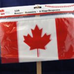 Canada Day  Banner 12 ft