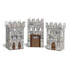 Castle Favor Box 3ct