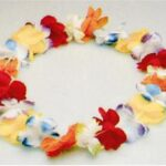 Leis Flower Multicolor