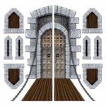 Add On Medieval  Decor Prop