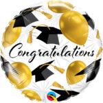 grad bal congratulations 18in w82283