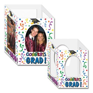 Centerpiece Grad Photo Holder 2ct