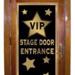 Decor  Door  VIP Entrance