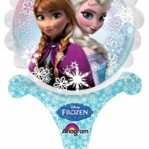 Balloon frozen Inflate a  Fun