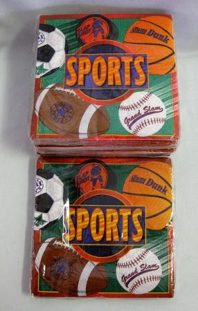 All Sports Extra Beverage Napkins