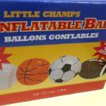 All Sports Lootbag Inf Balls 4ct