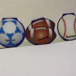 All Sports Lootbag Mini Notepad assorted