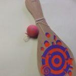 All Sports Lootbag Paddle Ball