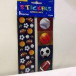 All Sports Lootbag Stickers
