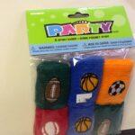 All Sports Lootbag Wrist Cover 6ct
