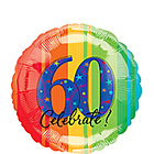 A Year 60 Celebrate Balloon