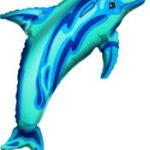 Under  Sea Balloon Dolphin