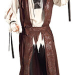 Pirate Carribean Male  Costume