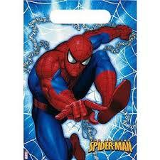 Spiderman Lootbags