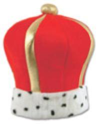 Crown King Plush
